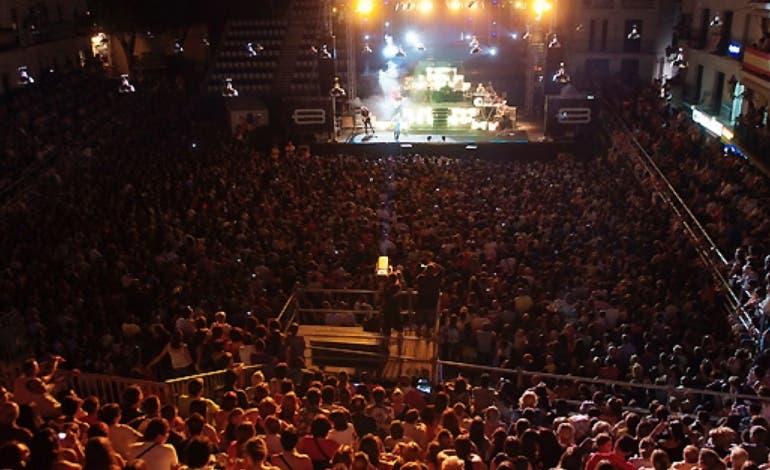 Los conciertos gratuitos de las Fiestas de Arganda del Rey