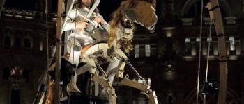 Alcalá cierra sus Ferias este sábado con un desfile de carrozas dedicado a Cervantes