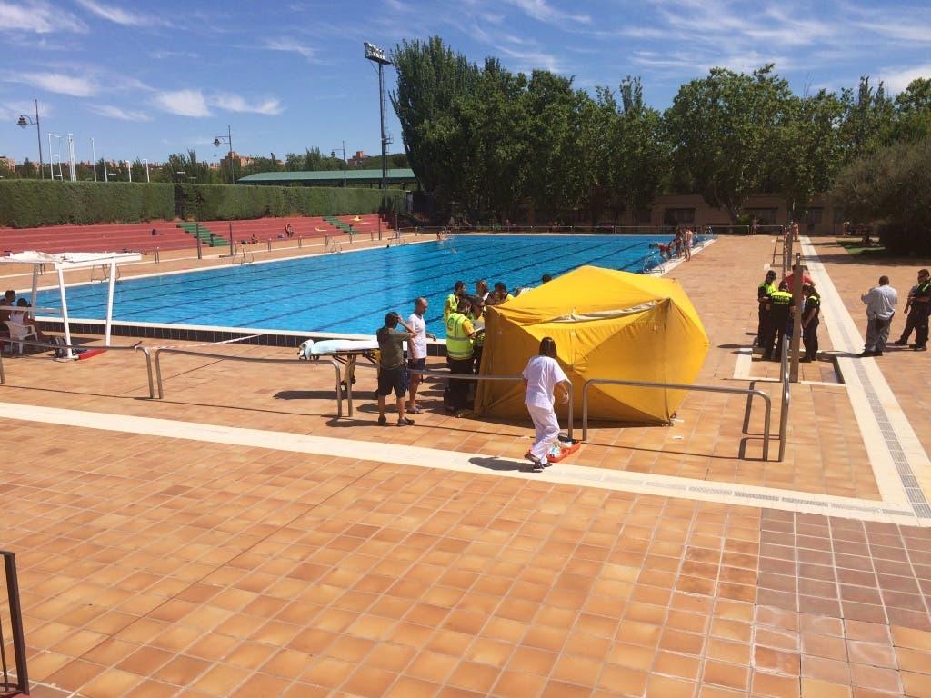 Muy grave tras sufrir un ahogamiento en la piscina - Piscina ajalvir ...