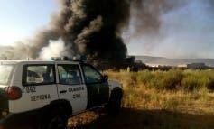AL MINUTO! La última hora sobre el incendio de Chiloeches