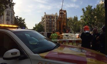 Fallece un trabajador de 25 años en las obras de la estación de Metro de la Glorieta de Bilbao