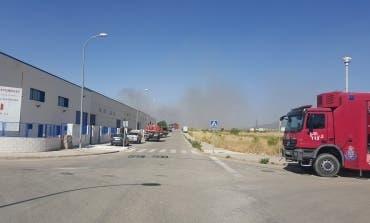 Normalidad en la calidad del aire del Corredor del Henares tras el incendio de Chiloeches