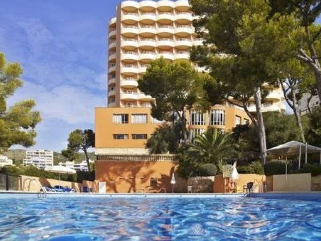 Hotel Blue Bay Cala Mayor, Mallorca