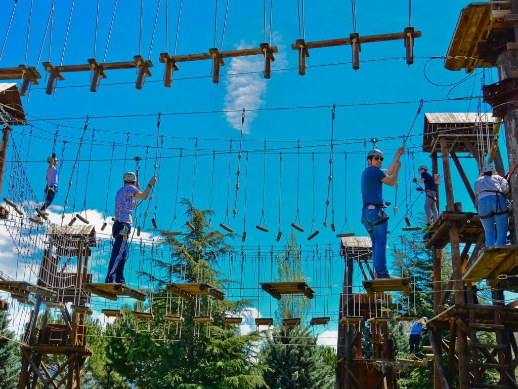 El Parque Europa de Torrejón ha recibido 300.000 visitantes en lo que va de año