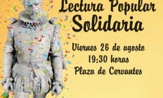 Las Peñas de Alcalá quieren batir récord con una gran recogida de alimentos