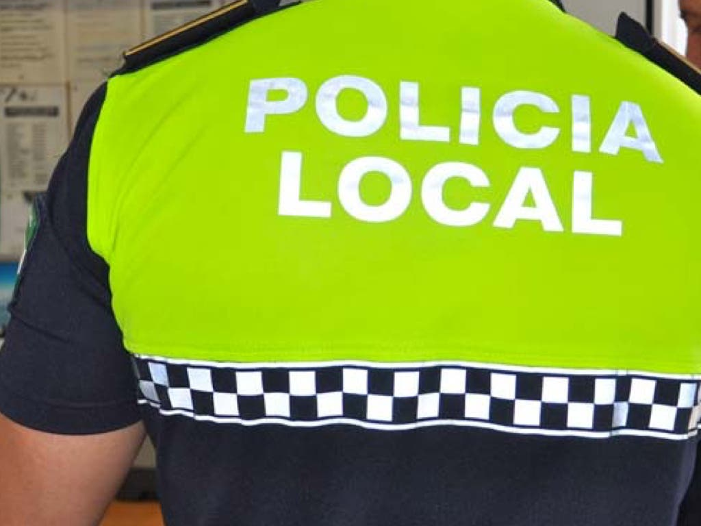 La Policía de Torrejón denuncia a 13 individuos por pintadas vandálicas