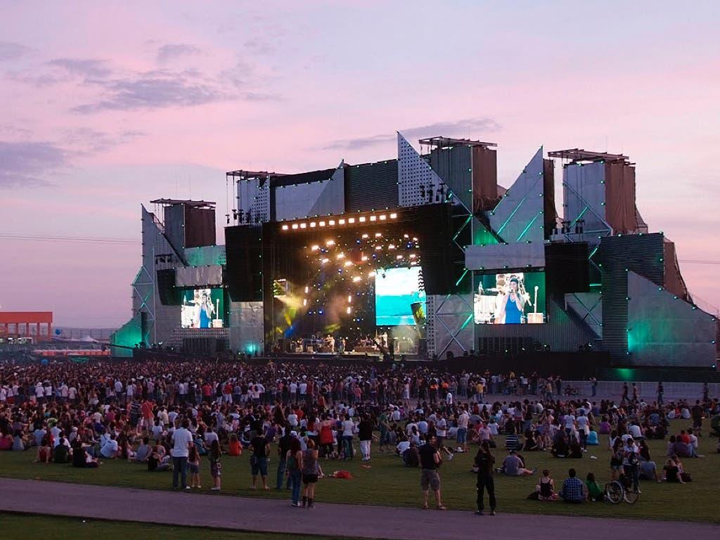 Arganda ofrece el recinto de Rock in Río para otros macroconciertos
