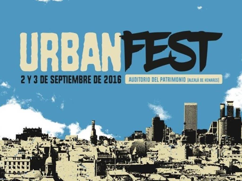Sôber, Porretas, Narco y Hora Zulú se caen del Urban Fest de Alcalá de Henares