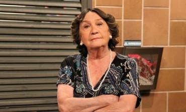 Muere la actriz Amparo Valle