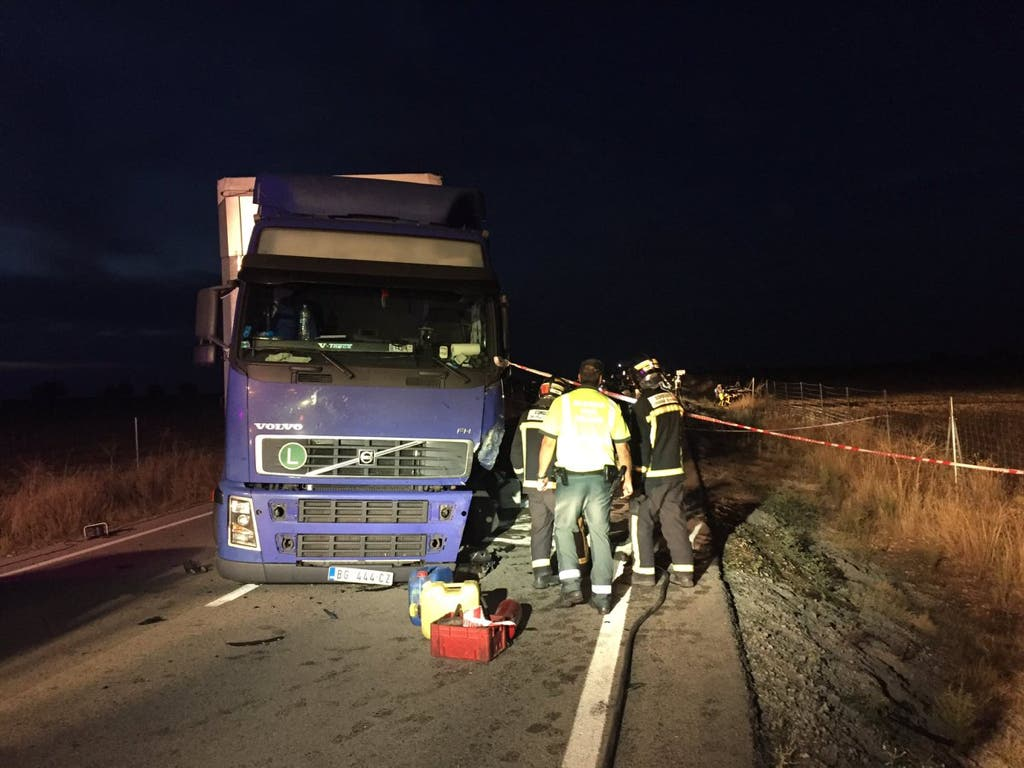 Campo Real lamenta los dos accidentes de este jueves en la misma carretera con dos muertes
