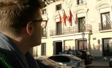 Se llama Carlos Cotón y con solo 19 años es el político más joven de Alcalá