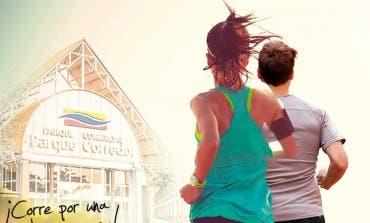 Parque Corredor celebra una Carrera Solidaria el próximo domingo 2 de octubre