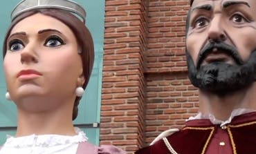 Torrejón celebra en las Patronales una de las mayores concentraciones de Gigantes y Cabezudos de España