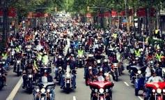 Decenas de Harley Davidson rugirán este sábado por las calles de Torrejón