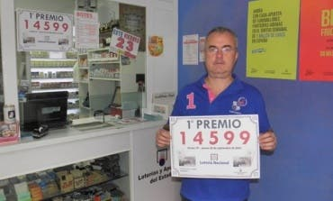 La Lotería Nacional deja 300.000 euros en Guadalajara