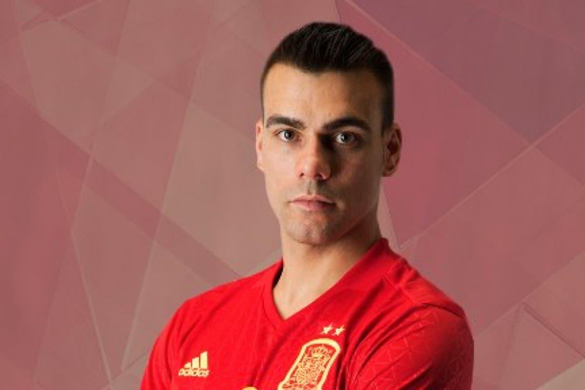 El alcalaíno Sergio Lozano, lesionado en el Mundial de Colombia