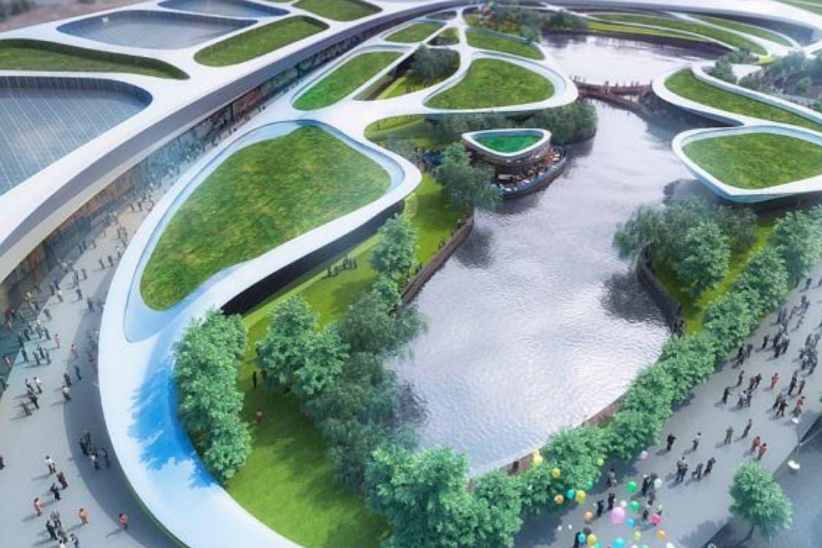 El centro comercial Open Sky de Torrejón, a un paso de ser una realidad