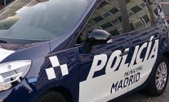 Detenido un octogenario en Madrid tras clavarle un cuchillo a su mujer