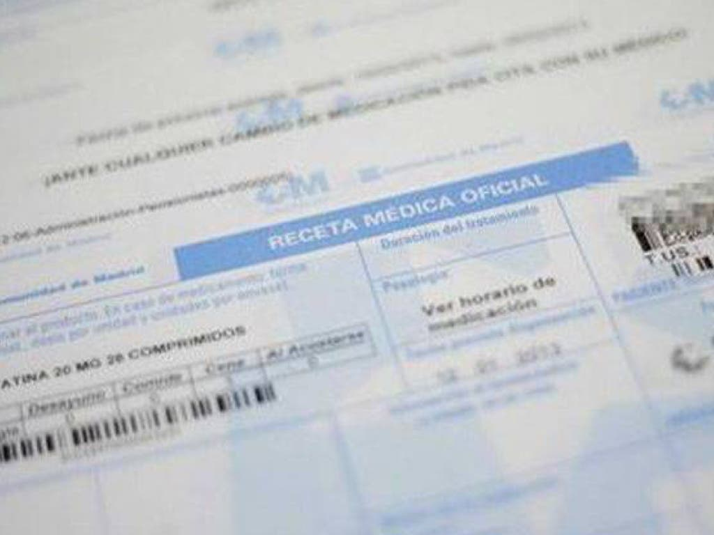 Detenido en Madrid por falsificar recetas y conseguir 700 comprimidos de uso restringido