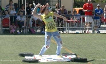 Velilla celebró el primer concurso de lanzamiento de teléfonos móviles de España