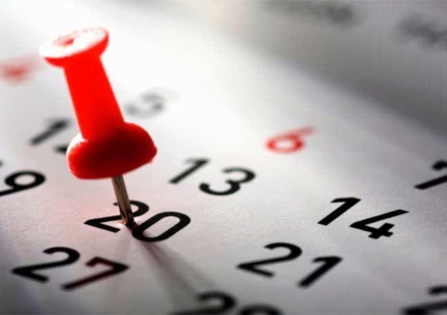 Conoce el calendario laboral de 2017: puentes y festivos