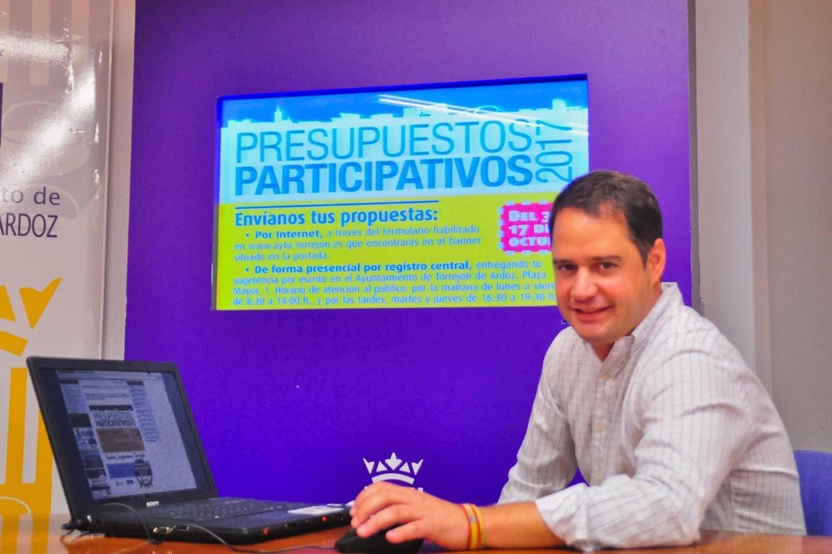 Torrejón recoge propuestas de los vecinos para elaborar sus presupuestos