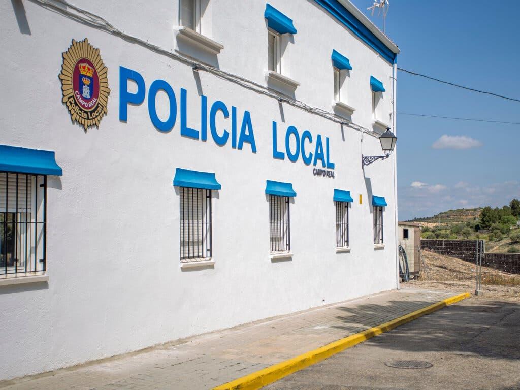 La Policía Local de Campo Real empieza a patrullar por las noches
