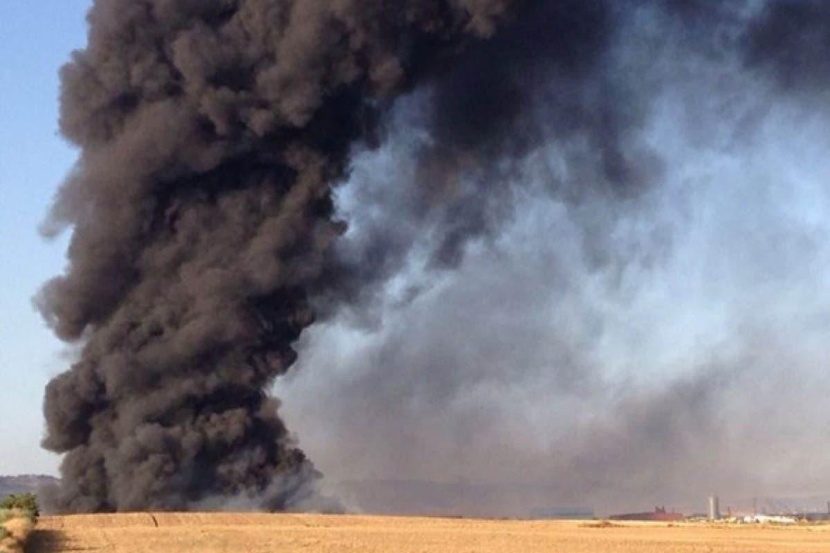 Vecinos de Chiloeches se manifestarán por los últimos incendios