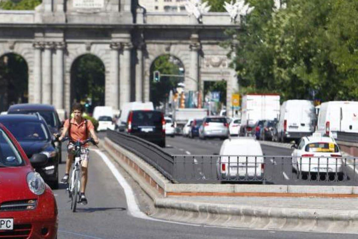 Este jueves sólo podrán circular por Madrid los vehículos con matrícula impar