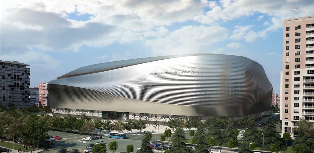 Imagen del futuro Bernabéu 3.