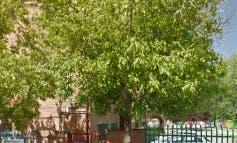 Las goteras obligan a desalojar una planta del colegio Jarama de Mejorada