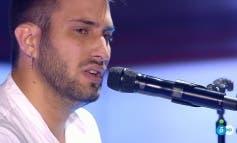 Coslada vibró con la actuación de Joaquín en La Voz