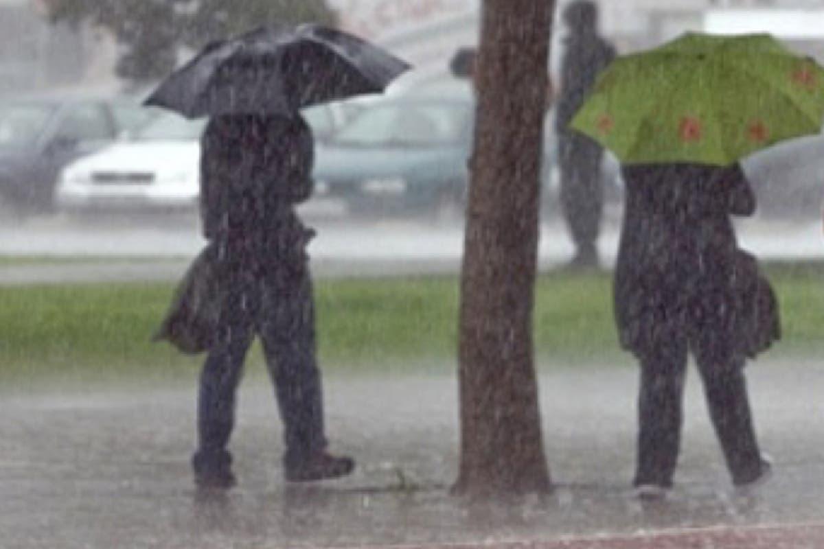 Continúa el aviso amarillo por tormentas en la Comunidad de Madrid