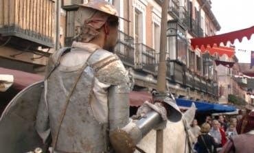 Un paseo por el Mercado Cervantino de Alcalá de Henares