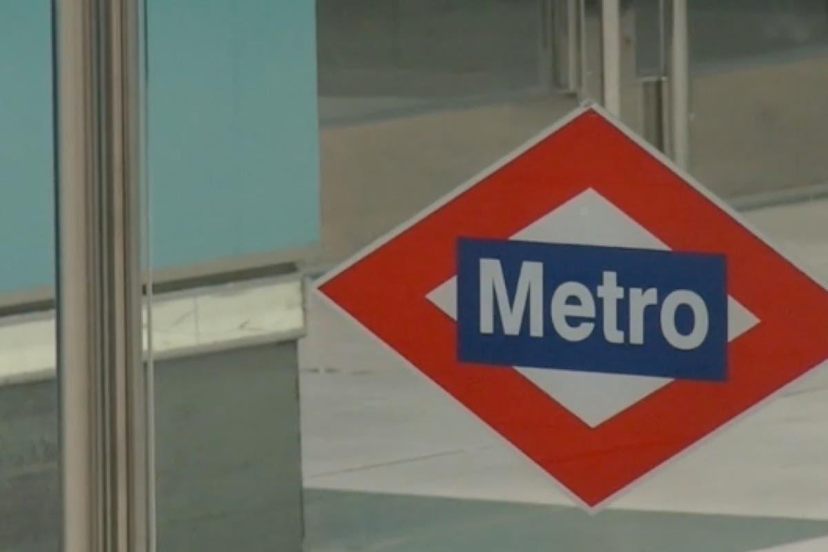 Metro de Madrid reabre este domingo de forma total la Línea 1
