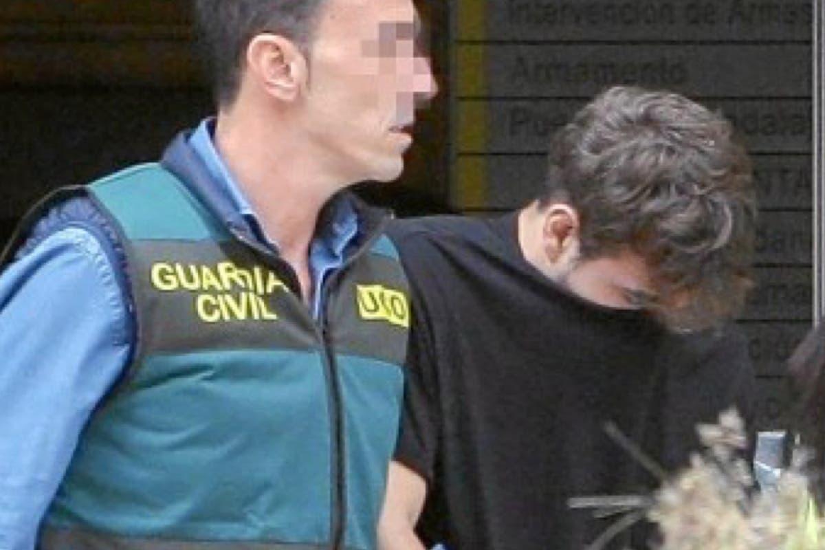 El asesino de Pioz declara ante el juez por los nuevos datos del crimen
