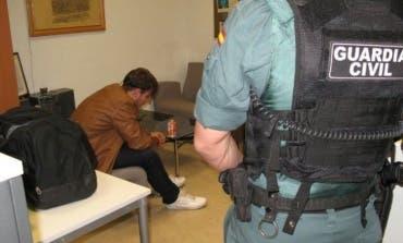Crimen de Pioz: Gritos de «asesino» reciben a Patrick en Guadalajara