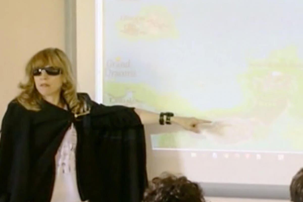 Una profesora del Palas Atenea en el nuevo programa de Juan y Medio en La 1