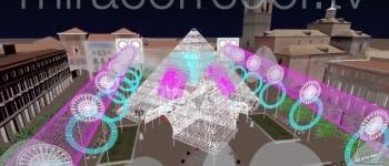 Torrejón confirma que la Pirámide Mágica será costeada por empresas patrocinadoras