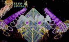 Torrejón estrena un gran espectáculo de luz y sonido estas Navidades