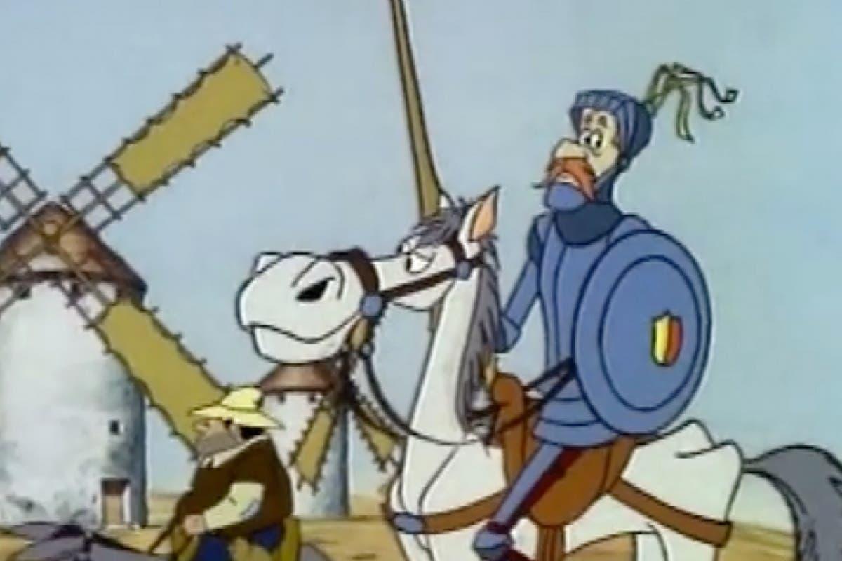 Disney prepara una película sobre Don Quijote