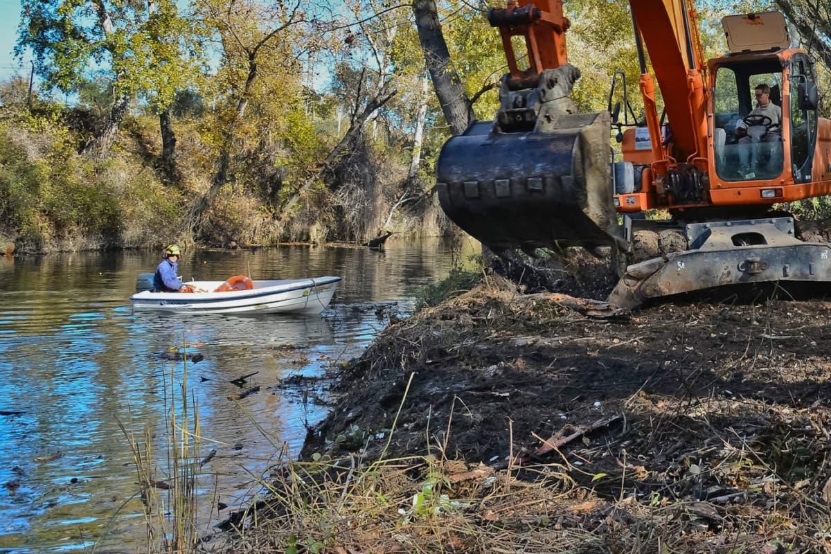 Torrejón apuesta por hacer del río Henares una zona de ocio saludable