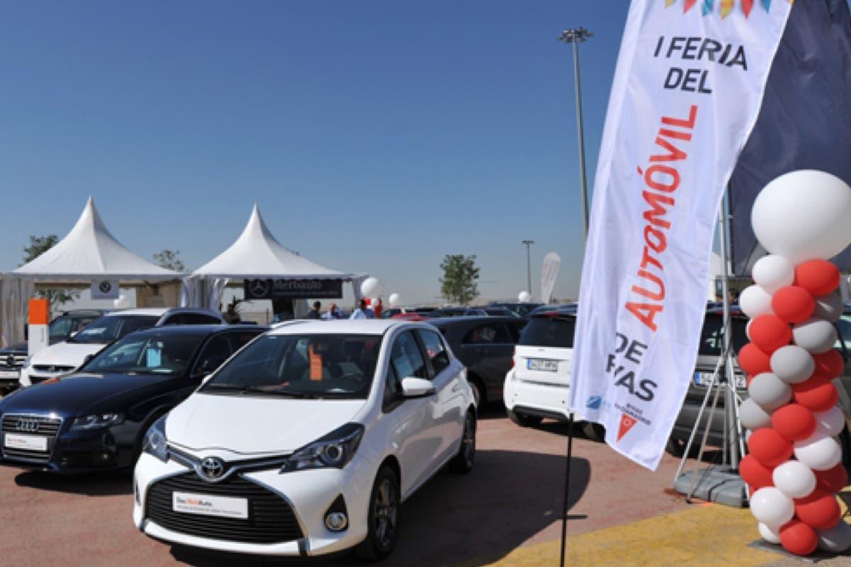 Rivas celebra este fin de semana su primera Feria del Automóvil
