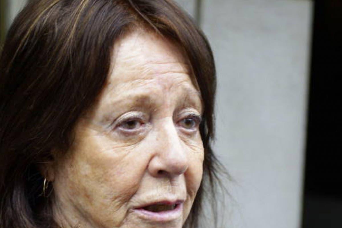 Muere Elena Santoja, conocida por su programa «Con las manos en la masa»