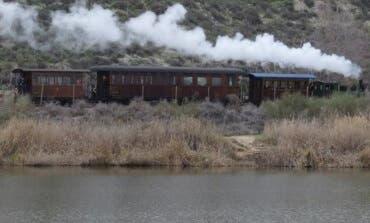 El Tren de Arganda celebra una nueva Jornada de Puertas Abiertas