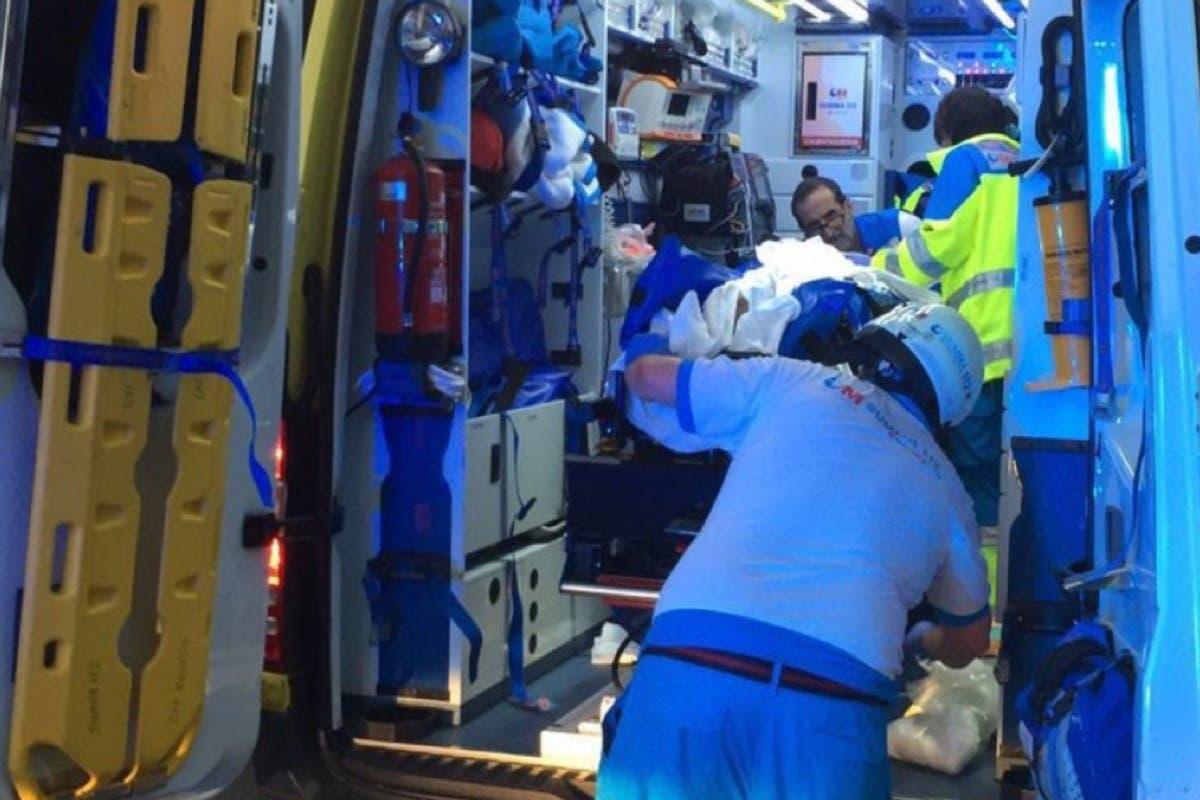 Muere atropellado un camionero cuando trataba de ayudar en un accidente