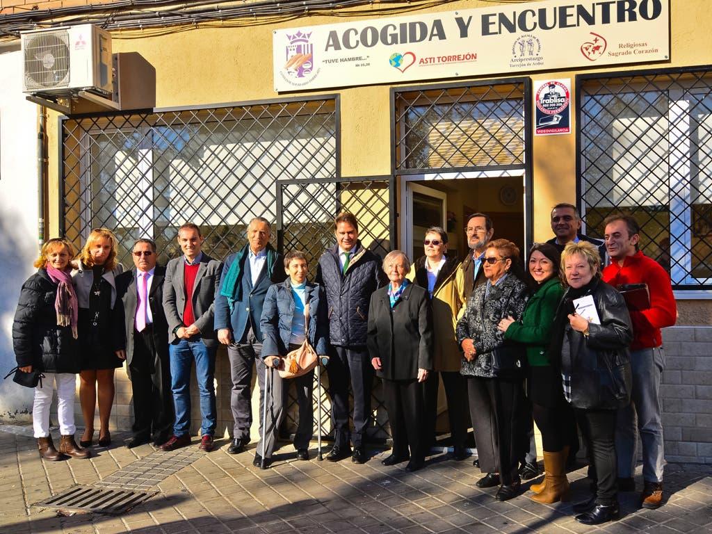 Torrejón estrena un nuevo albergue para las personas sin hogar