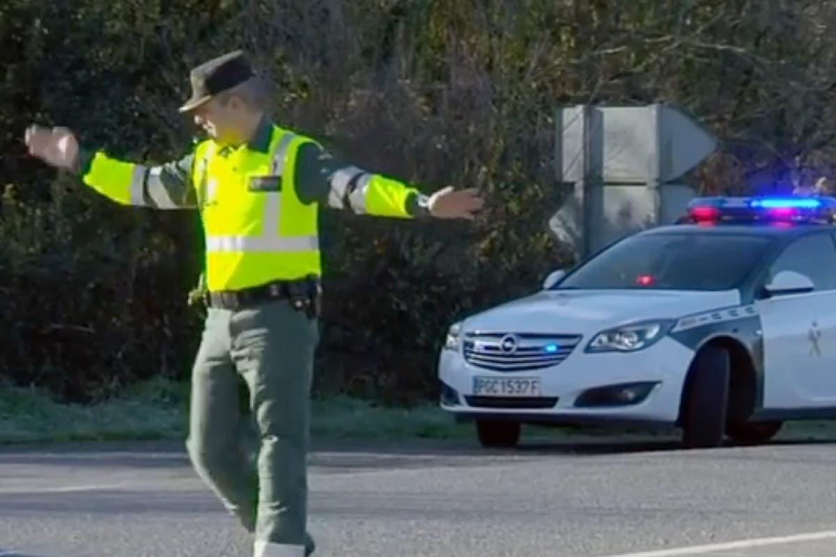Dan el alto a un conductor de ambulancia que multiplicaba por 6 la tasa de alcohol