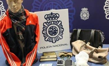 Detenido por intentar atracar un banco en Hortaleza