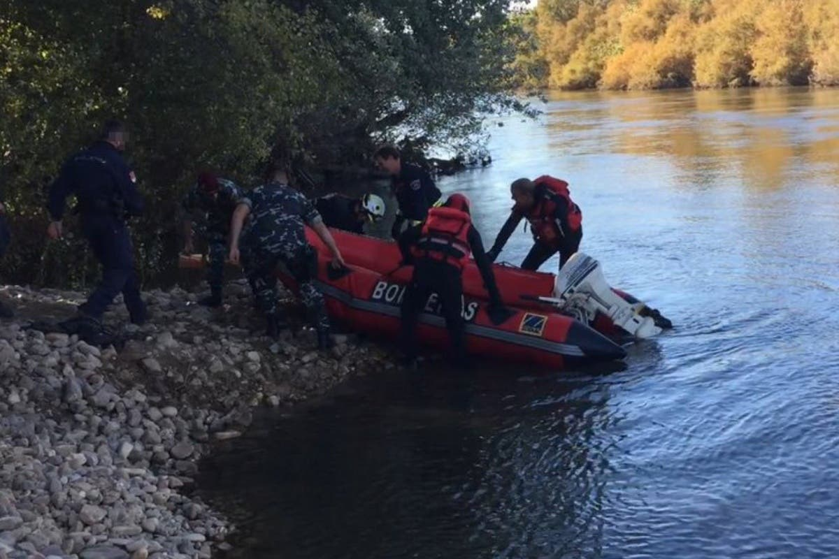 Encuentran el cadáver del cazador desaparecido en el Tajo